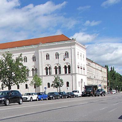 Ludwig Maximilian Universität Hauptgebäude
